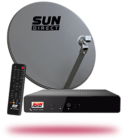 DTH Service India | Digital TV | Best DTH | Sun Direct